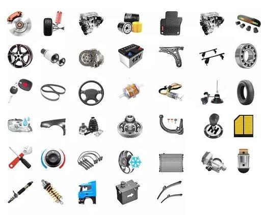 Sklep motoryzacyjny iParts